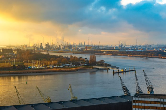 Haven van Antwerpen. (Illustratiefoto)