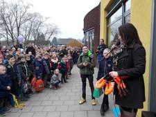 Speelplaatsen 't Vossenhol officieel geopend
