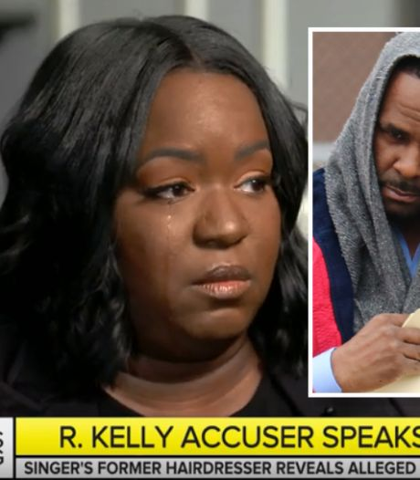 Vermeend slachtoffer R. Kelly klapt uit school: 'zijn dna belandde op mijn shirt'