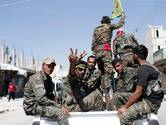 Soldaten ontsnappen op het nippertje aan bomauto IS