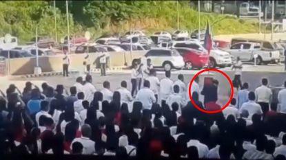 Filipijnse burgemeester wordt voor camera vermoord