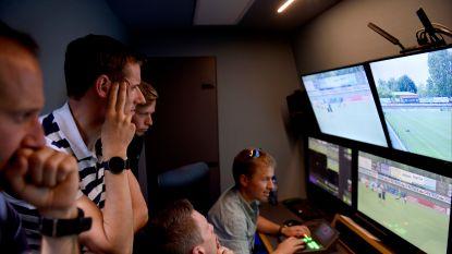 Acht nieuwe videorefs krijgen opleiding tijdens oefenduels