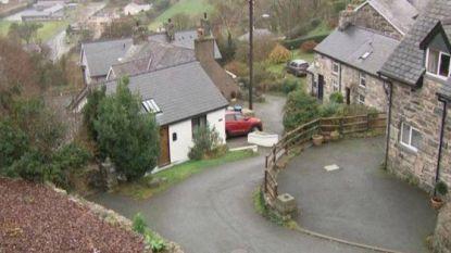 Stijgingspercentage tot 37,5 %: straat in Wales is de steilste ter wereld