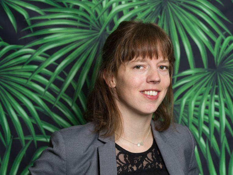 Nikki Sterkenburg: 'Ik mis meer mensen, ook politici in de Tweede Kamer, die zeggen: het gaat eigenlijk best goed.' Beeld Ivo van der Bent