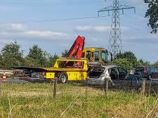 Afsluiten A73 voor landing traumaheli na ongeluk zorgt voor zware avondspits rond Nijmegen