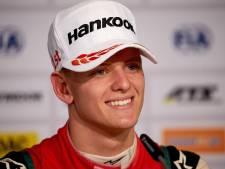 Mick Schumacher rijdt komend seizoen in Formule 2