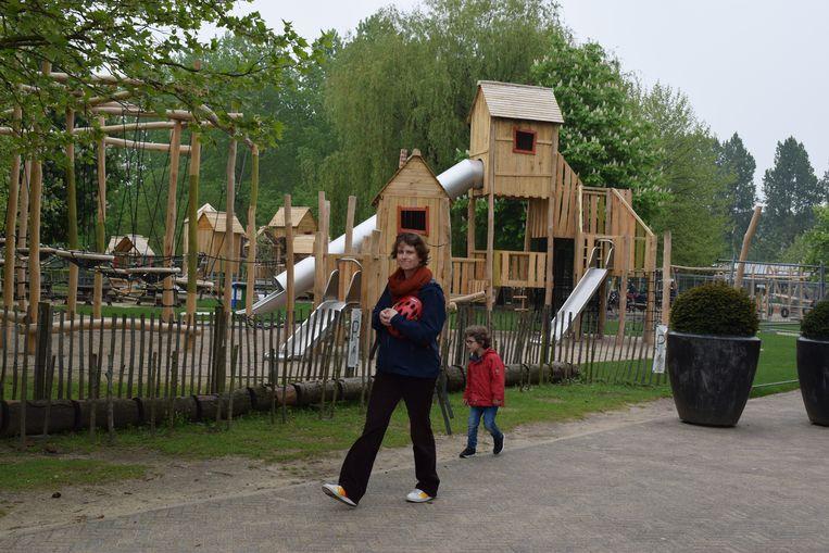 Komende zondag opent de nieuwe speeltuin in Puyenbroeck.
