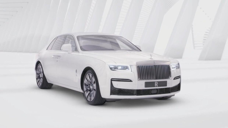 null Beeld Rolls-Royce