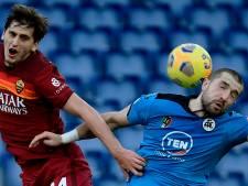AS Roma mist verdediger Kumbulla tegen Ajax