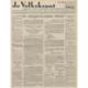 Na de Duitse inval toonde de Volkskrant zich eerder gekwetst dan verontwaardigd
