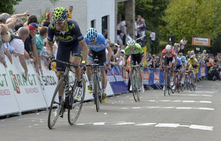 Jelle Vanendert (Lotto-Belisol) snelde richting zesde plek Beeld PHOTO_NEWS