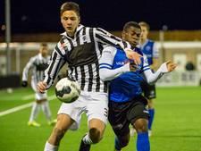 Zoon Merab Jordania traint mee bij FC Eindhoven