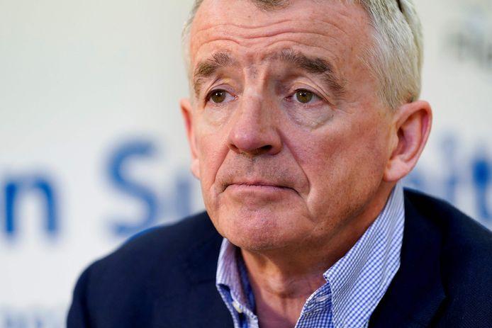 Michael O'Leary, avait déjà baissé de 50% son salaire pour avril et mai, et étendra cette mesure pour le reste de l'exercice annuel, soit jusqu'à mars 2021.