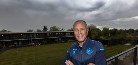 Harry La Vallette, een trainer die tussen zijn spelers stond, stopt na 26 jaar: 'Ik hoopte op een mooier afscheid'