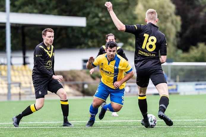 DZC'68 won zaterdagavond met 5-0. Archieffoto Jan van den Brink