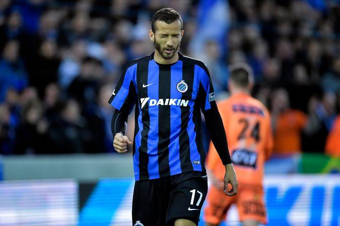 Weinig activiteit bij Club Brugge, Leandro Pereira vertrok definitief.