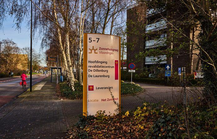Het Zonnehuis aan de Dillenburgsingel.