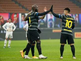 Nummer 13 en 14 van het seizoen: Romelu Lukaku laat de voeten spreken in makkelijke zege voor Inter