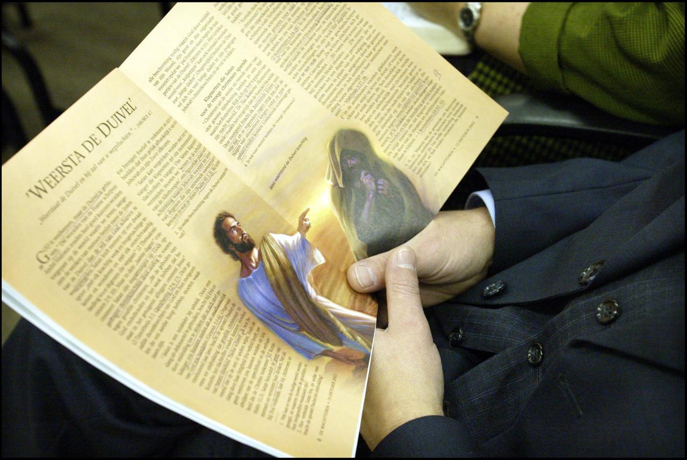 Het onderzoek naar de Jehova's getuigen levert veel meldingen op rond seksueel misbruik.