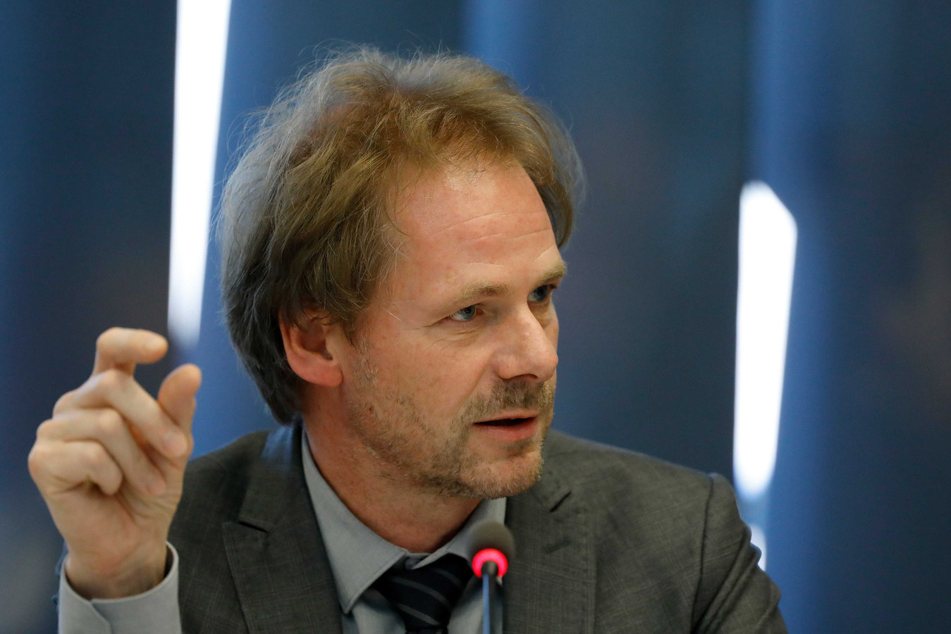 Kamerlid Bart Snels (GroenLinks).
