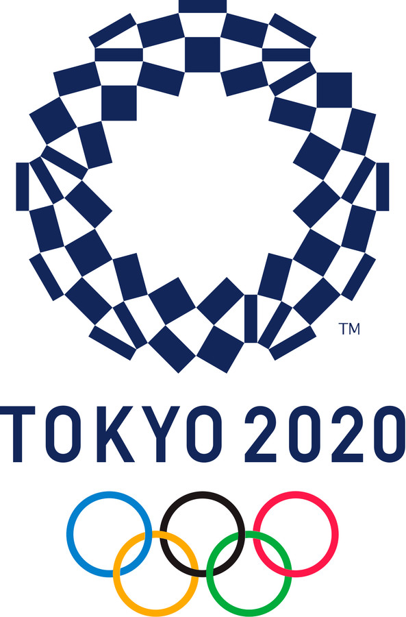 Logo olympische spelen Tokyo