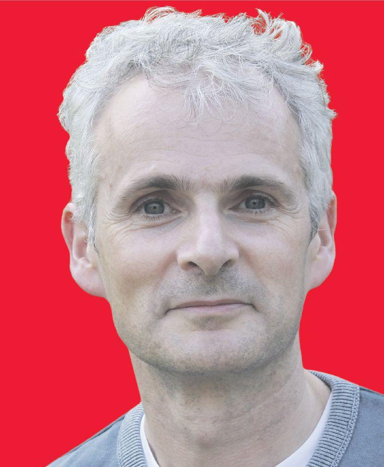 Marc Davidson. Hoogleraar milieu-ethiek  en milieu-economie aan  de Universiteit van Amsterdam. Beeld UvA/IBED