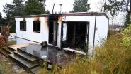 Stacaravan brandt volledig uit op camping in Huldenberg