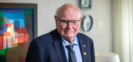 Jan Hesselink (87), keeper en technicus, is 75 jaar lid van KOSC