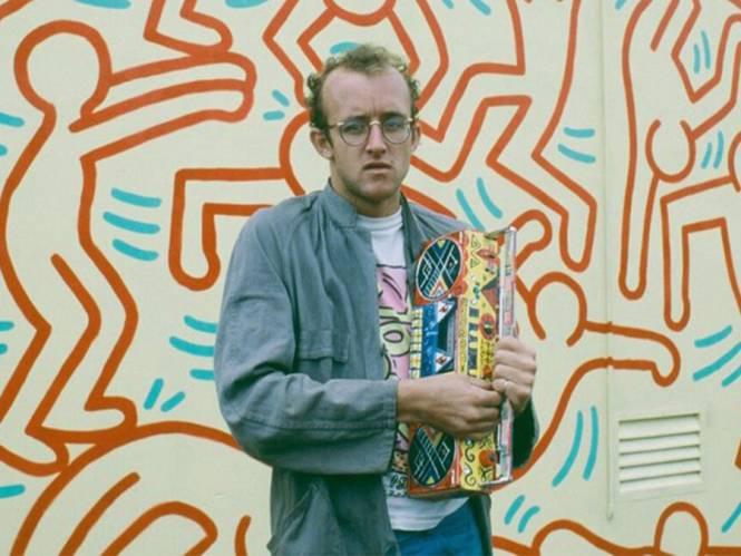 """30 jaar geleden overleed Keith Haring aan aids: """"Leef alsof elke dag je laatste is"""""""