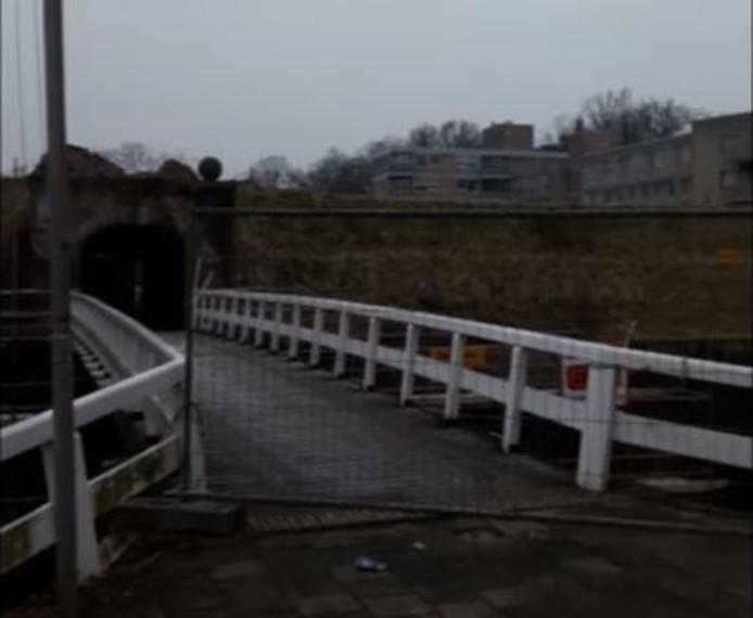 Pielekeswater in Bergen op Zoom.
