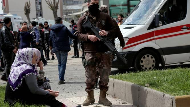 Explosie Diyarbakir opgeëist door Koerdische separatisten