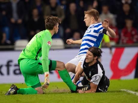 Devin Haen kraait tegen FC Eindhoven geen victorie: 'Maar hij kan het Nederlands elftal halen'