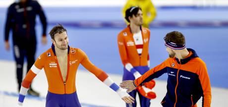 Imponerende Krol pakt wereldtitel op 1500 meter, Nuis en Roest ook op het podium