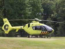 Bromfietser ernstig gewond bij ongeval met auto in Best