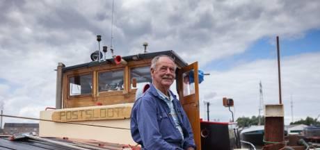Het vrachtschip van Frans is bijna honderd jaar oud: 'Het voelt alsof ik met haar getrouwd bent'