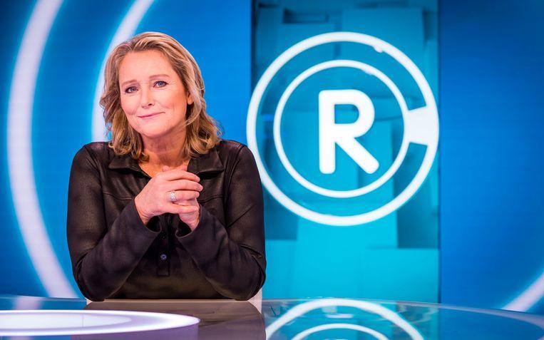 Juist jongeren hebben behoefte aan informatie in een wereld die steeds meer verwarring biedt, vindt presentator Antoinette Hertsenberg. Beeld ANP Kippa