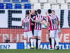 Scheidsrechtersbaas Van Egmond: afgekeurde goal Willem II en rode kaart Peters terecht