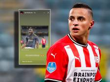 Ihattaren wekt woede PSV-fans met post over Ajax-spits Brobbey