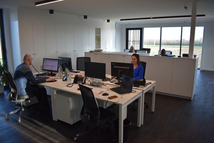 SVK Zuid-Oost-Vlaanderen is gevestigd in een nieuwbouw op de OCMW-campus in Herzele.