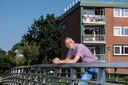 Dirk Klein, voormalig wijkagent in de wijk Veldhuizen A.