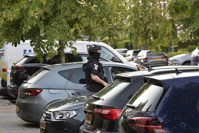 Beveiliging in Breda.