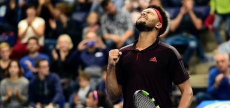 Tsonga pakt zestiende ATP-titel in Antwerpen