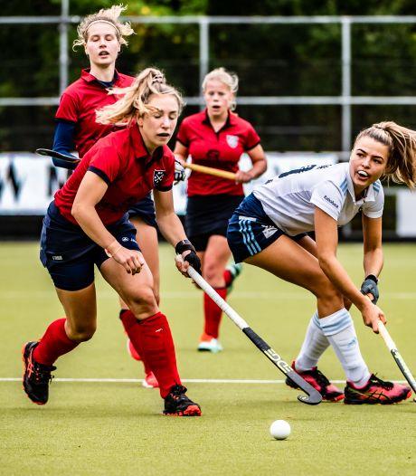 Hockeyclubs in regio Nijmegen mijden massaal het zaalseizoen