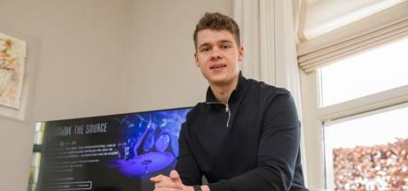 Jong filmmaker Thijs Fransen heeft aandeel in hardstyle-debuut op Netflix; 'Het is bijna een soort Harry Potter, maar dan in de muziekscene'