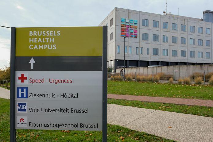 ziekenhuis UZ Jette