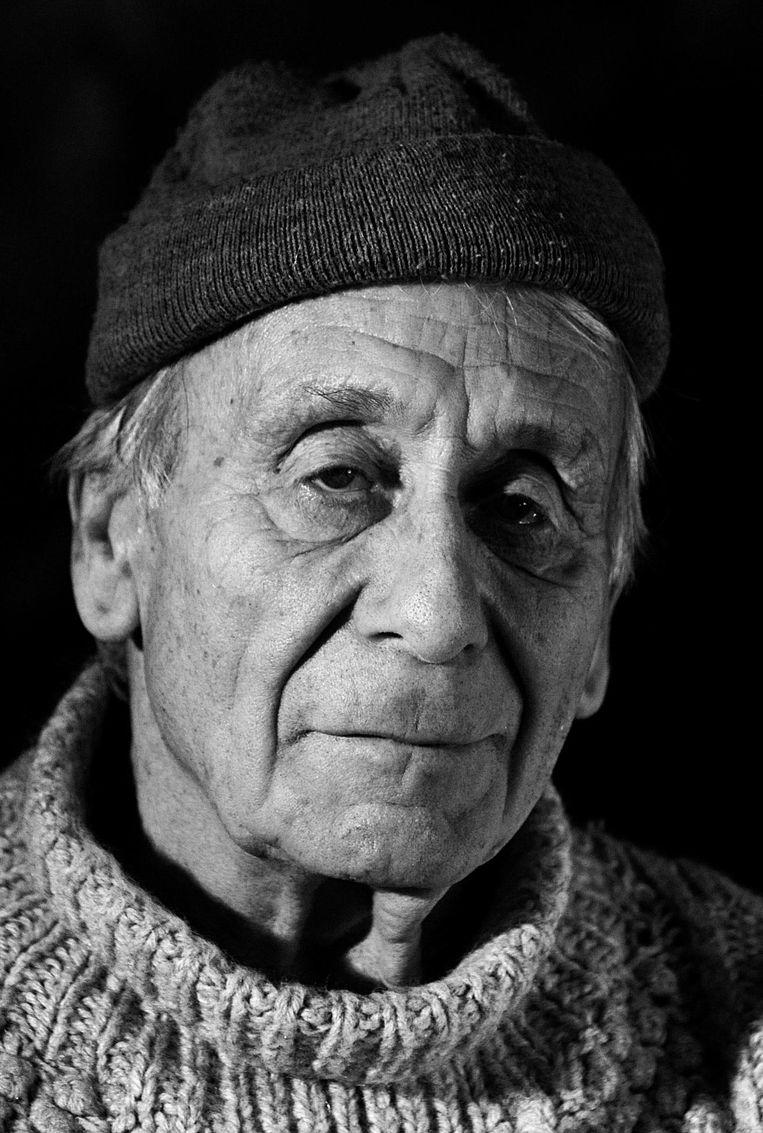 Jan Sierhuis, geboren op 21 december 1928 Beeld Nico Koster