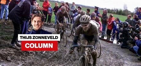 Parijs-Roubaix uitgesteld? Een complot om ons wéér te beroven van een natte Roubaix