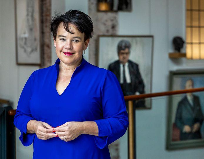 De Utrechtse burgemeester Sharon Dijksma.