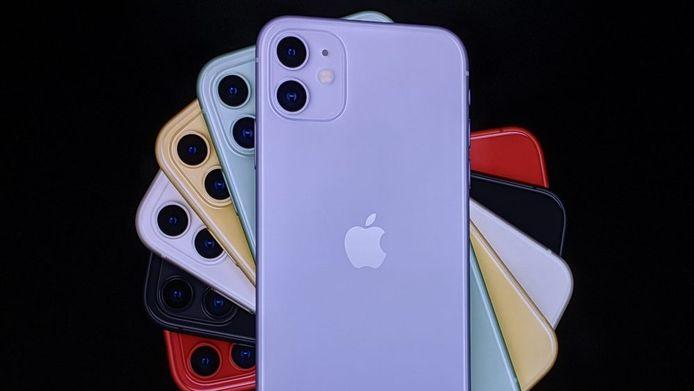 De Apple Iphone 11 Pro.