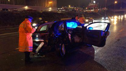 Verliestijden tot anderhalf uur na twee ongevallen op Antwerpse ring